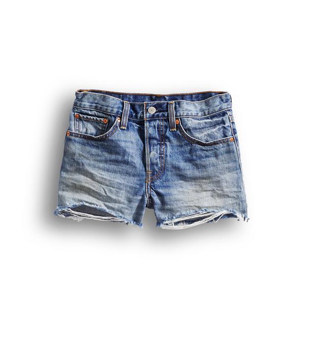 Levi's Wedgie Fit Shorts in Buena Vista