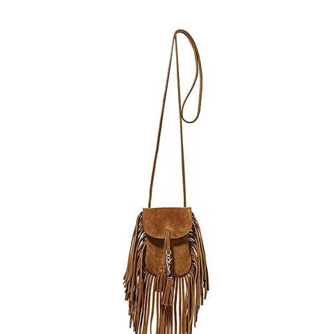 Anita Toy Fringe Shoulder Bag