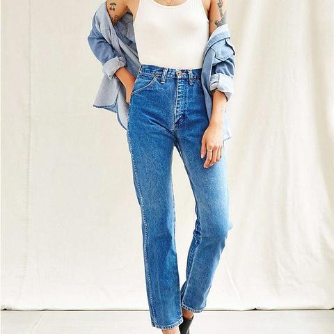 Urban Renewal Vintage Wrangler Jeans