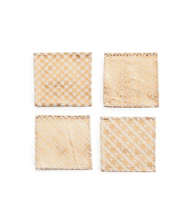 Lulu & Georgia Demarco Cocktail Napkins Set of 4