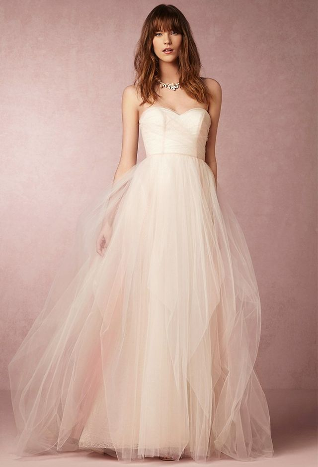 BHLDN Bella Gown