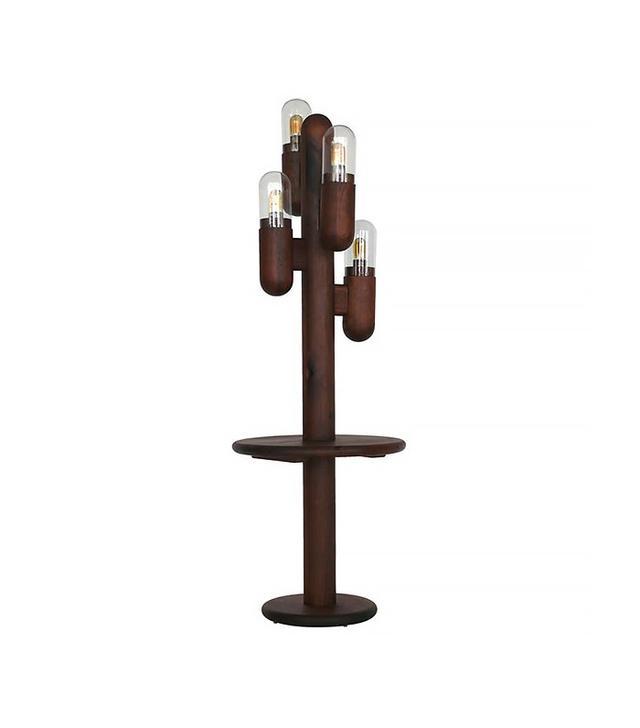 Vintage Cactus Floor Lamp