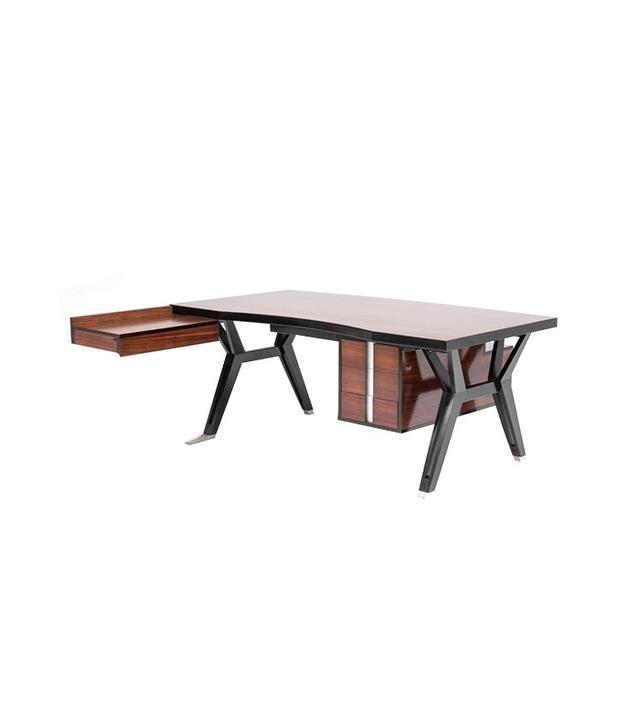 Ico Parisi for MIM Roma Terni Rosewood Desk