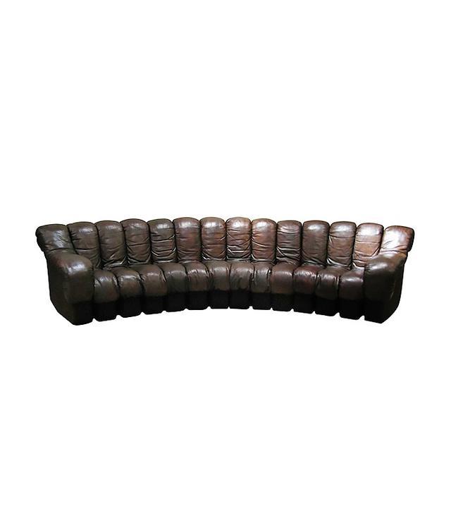 De Sede Leather Ds600 Endless Sofa