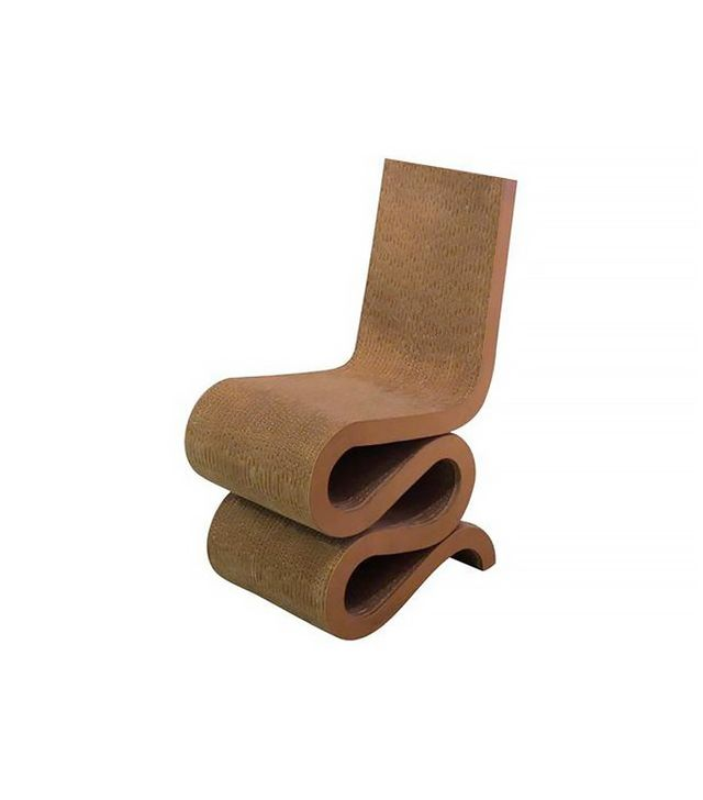 Frank Gehry Gehry Wiggle Cardboard Chair
