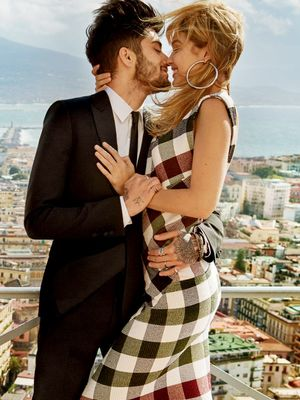 Gigi and Zayn's Romantic Vogue Shoot Is #RelationshipGoals