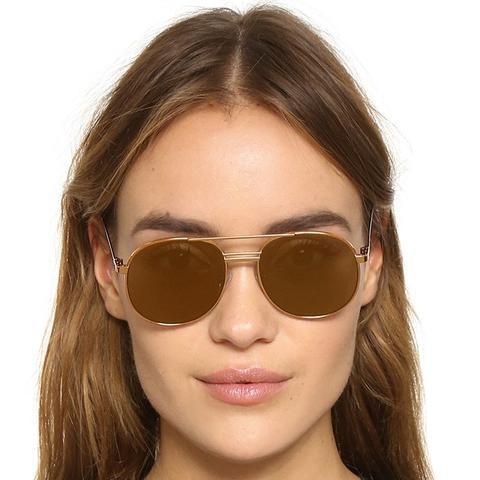 Watts Flat Lense Sunglasses