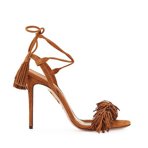 Wild Thing Suede Sandal
