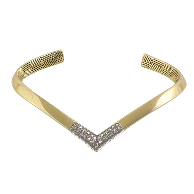 House of Harlow 1960 Defined Angle Cuff