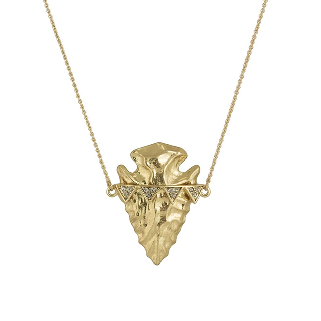 House of Harlow 1960 Mojave Pendant Necklace