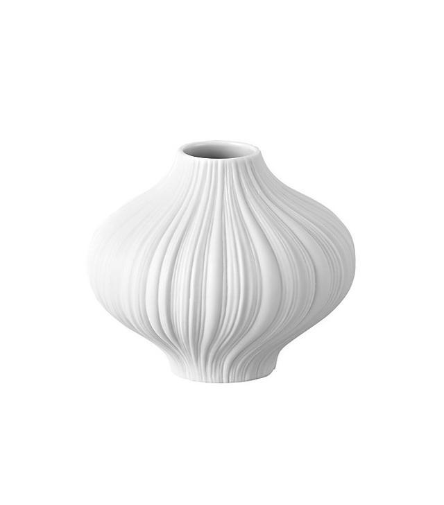 Rosenthal Plissee Matte Mini Vase