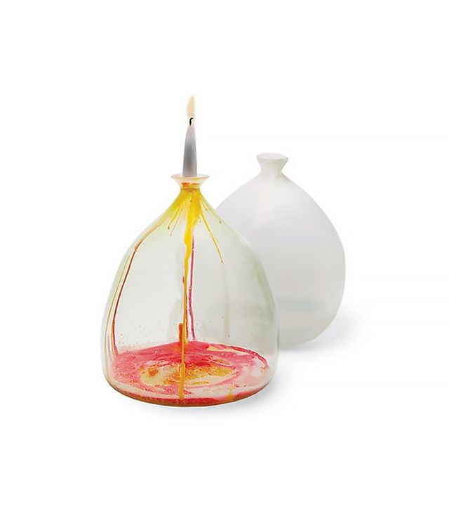 Andi Kovel Candle Wax Vase