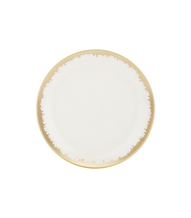 Kim Seybert Crackle Dinner Plate