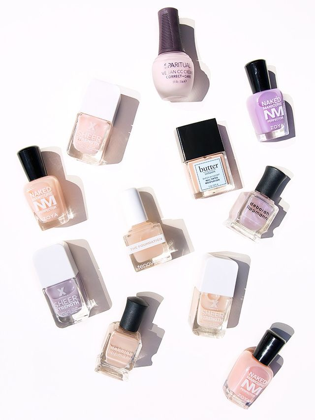 Now Trending: Nail Tints Are the New Nail Polish