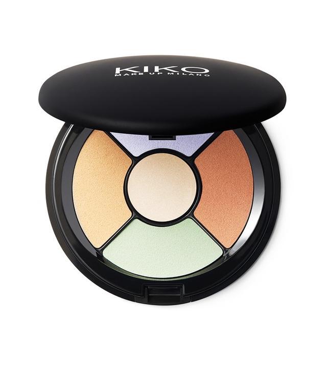 Kiko Colour Correction Concealer Wheel