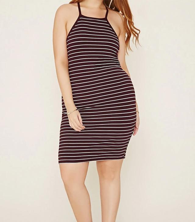 Forever 21 Striped Cami Dress