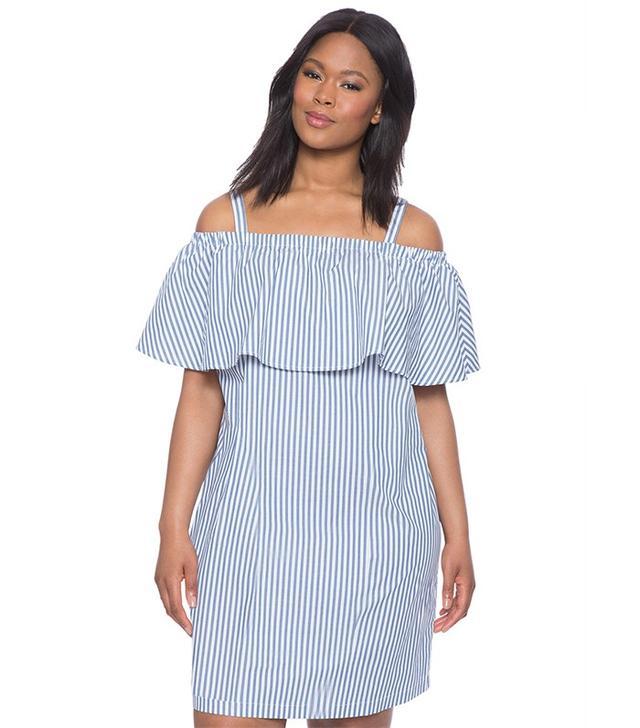 Eloquii Off-the-Shoulder Dress