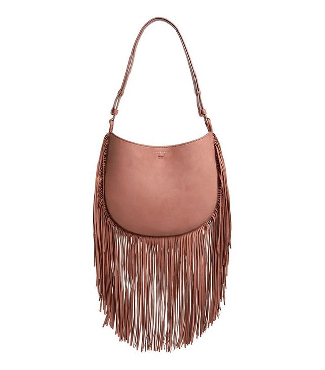Tory Burch Fringe Hobo Bag