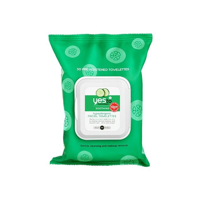 face wipes - fitness routine