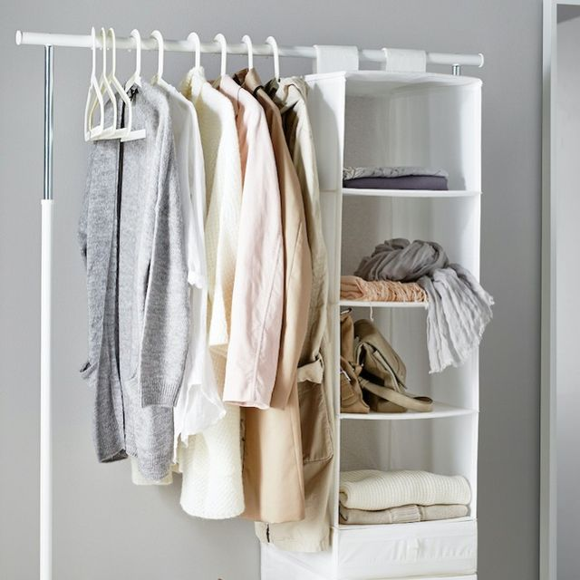 How to Organize Your Closet (and Life) With One Chart