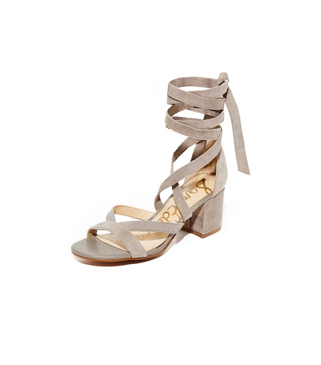 Sam Edelman Sheri City Suede Sandals