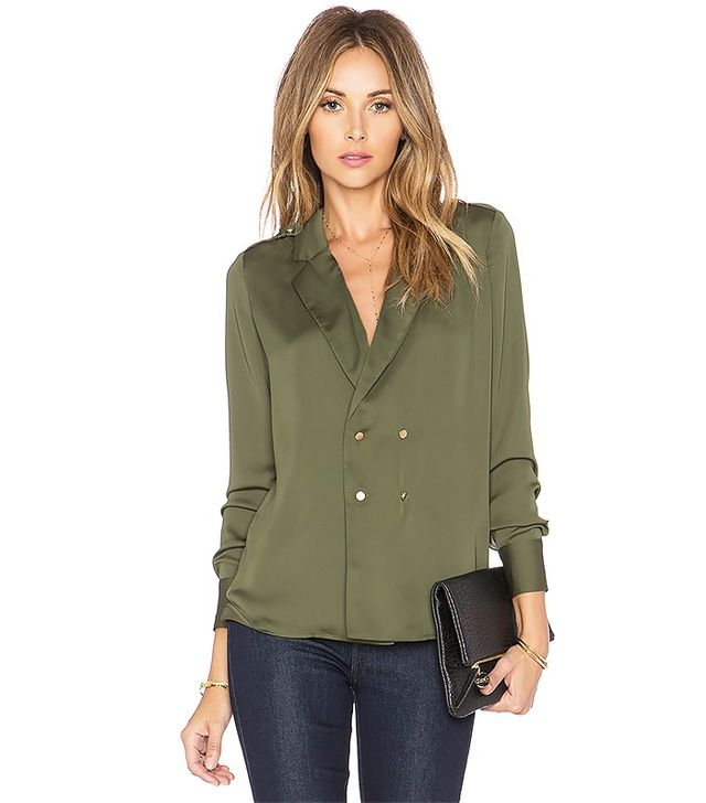 L'Academie The Military Blouse