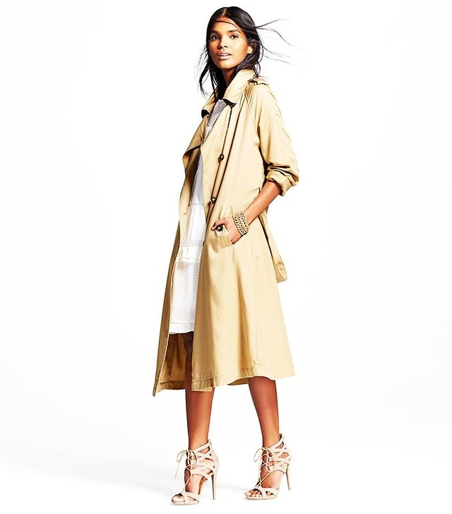 Who What Wear Women's Lightweight Trench