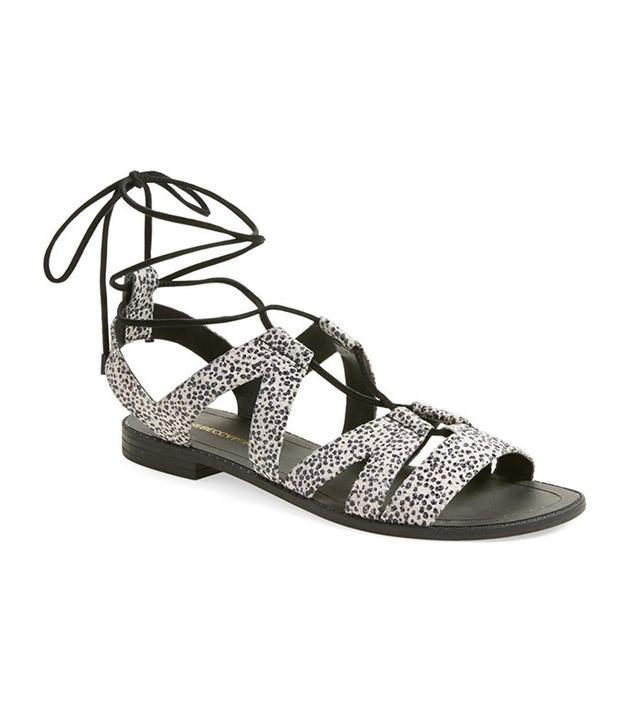 Rebecca Minkoff Greyson Ghillie Sandals
