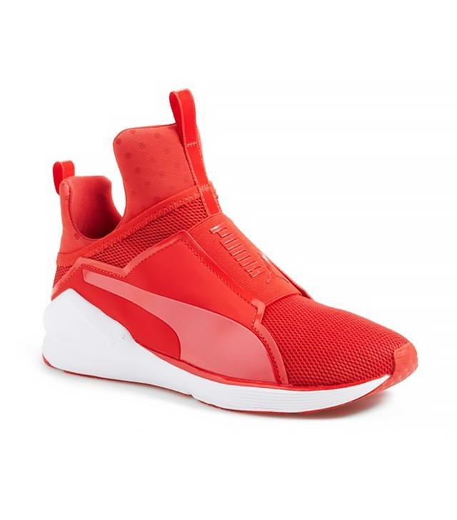 Puma Fierce Core High-Top Sneakers