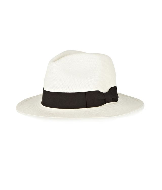 Sensi Studio Classic Toquilla Straw Panama Hat