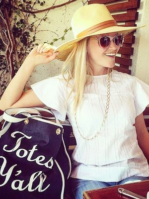 You'll Never Guess What Reese Witherspoon Keeps in Her Handbag