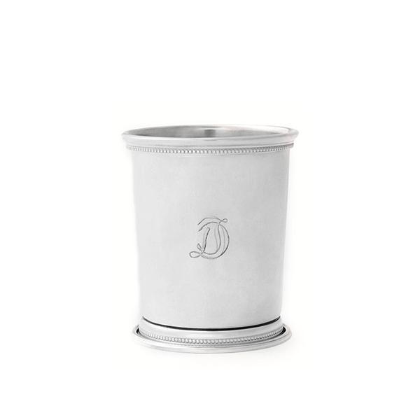 Draper James Beaded Mint Julep Cup