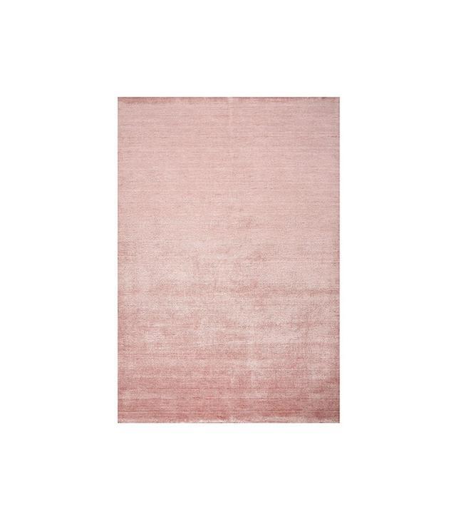 One Kings Lane Fleurs Rug, Pink
