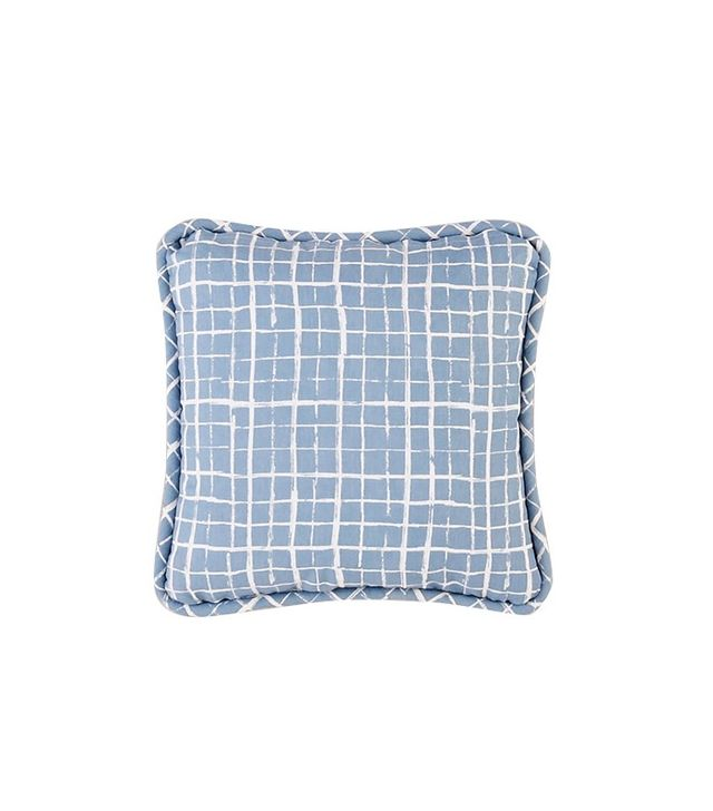 Urban Outfitters Pool Grid Lines Pillow