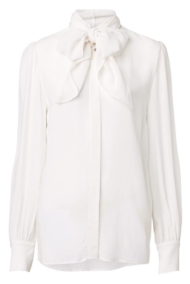 Witchery Pussy Bow Shirt