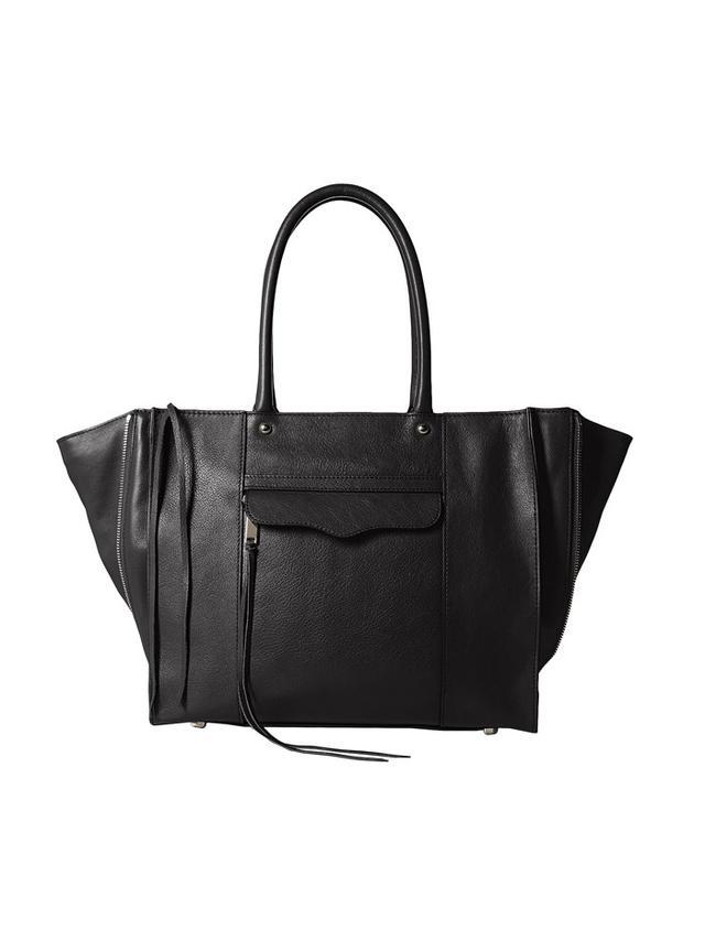 Rebecca Minkoff Side Zip Medium Mab Tote Bag
