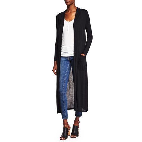 Le Duster Long-Sleeve Cardigan