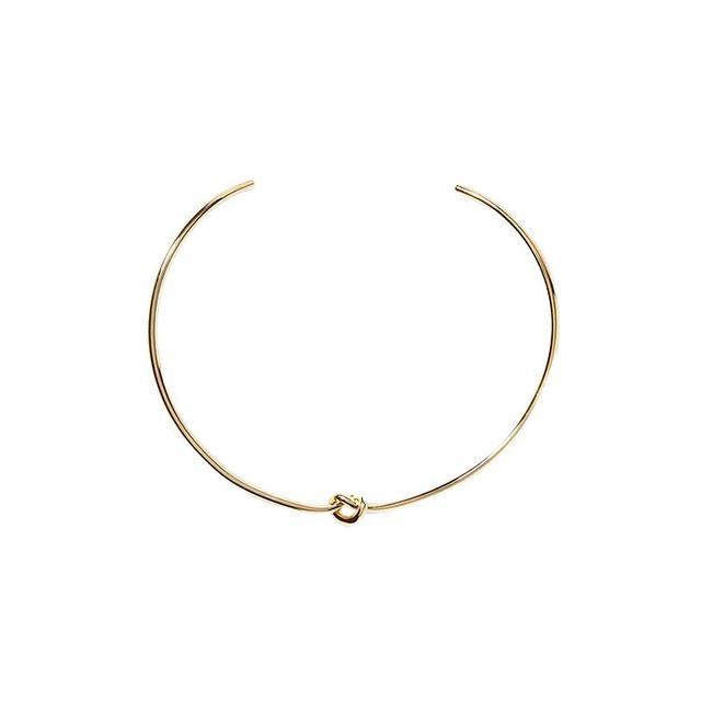 Banana Republic Knot Collar Necklace