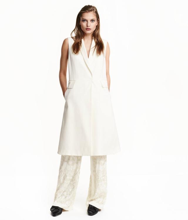 H&M Lyocell-Blend Vest