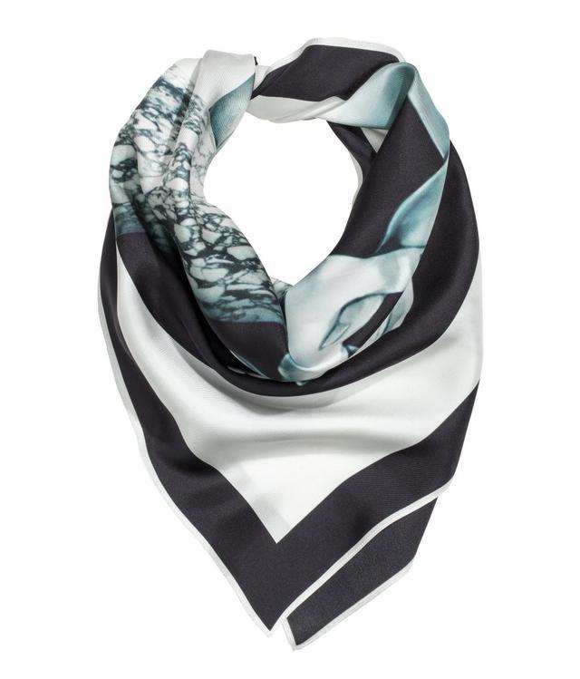 H&M Silk Scarf