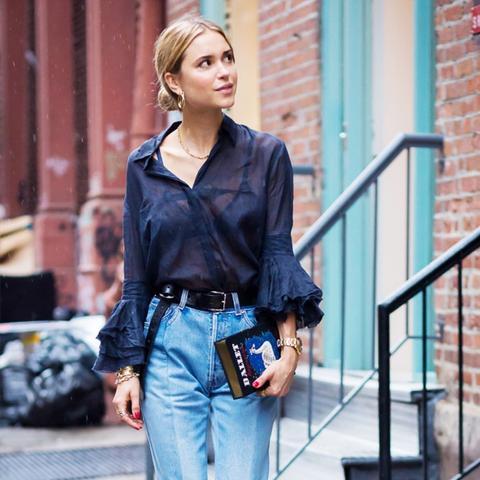 Every Fashion Girl Swears by These 8 Denim Hacks