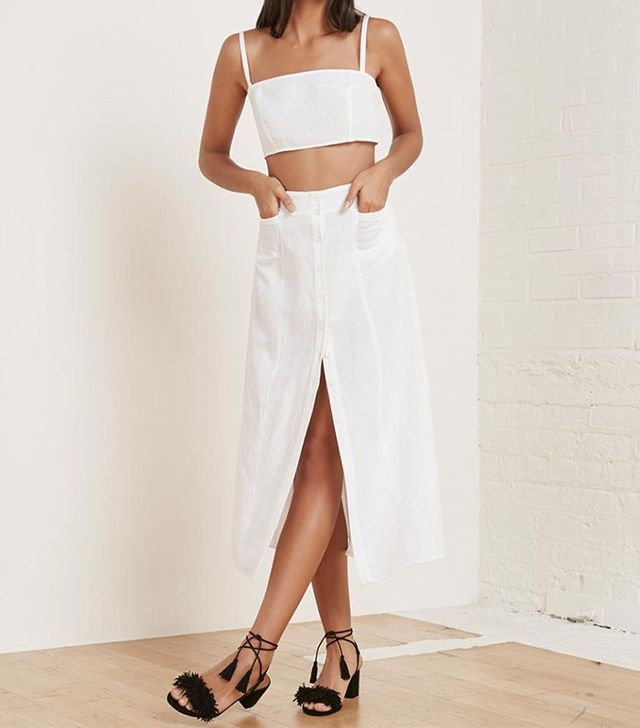 Reformation Augie Two Piece