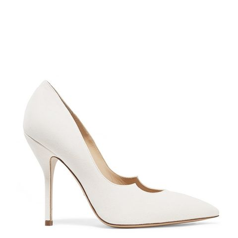 Zenadia Suede Pumps