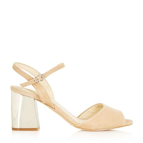 Nero2 Flared Heel Sandals