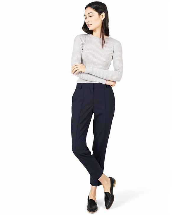 Everlane The GoWeave Crop Trousers