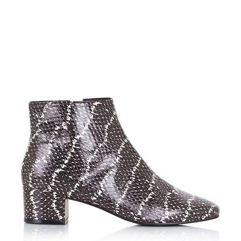 Betty Snake Boot