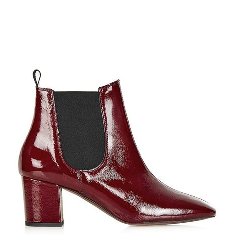 Mary '60s Chelsea Boots