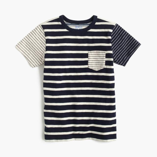J.Crew Boys' Pocket T-Shirt