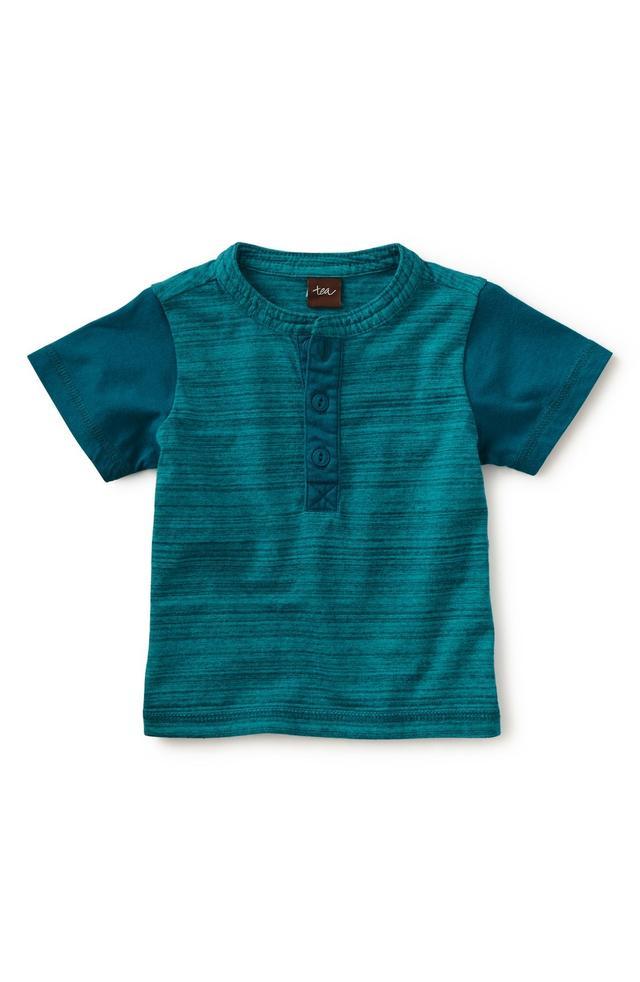 Tea Collection Duomo di Salerno Henley T-Shirt