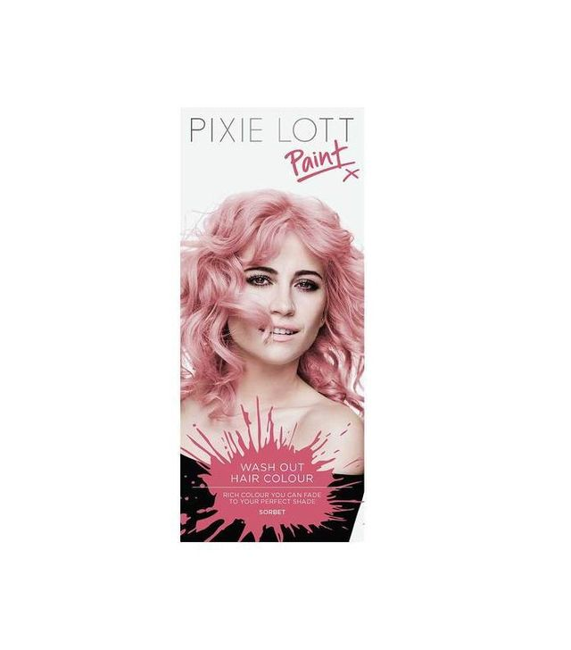 Pixie Lott Paint Wash Out Hair Colour Sorbet 104